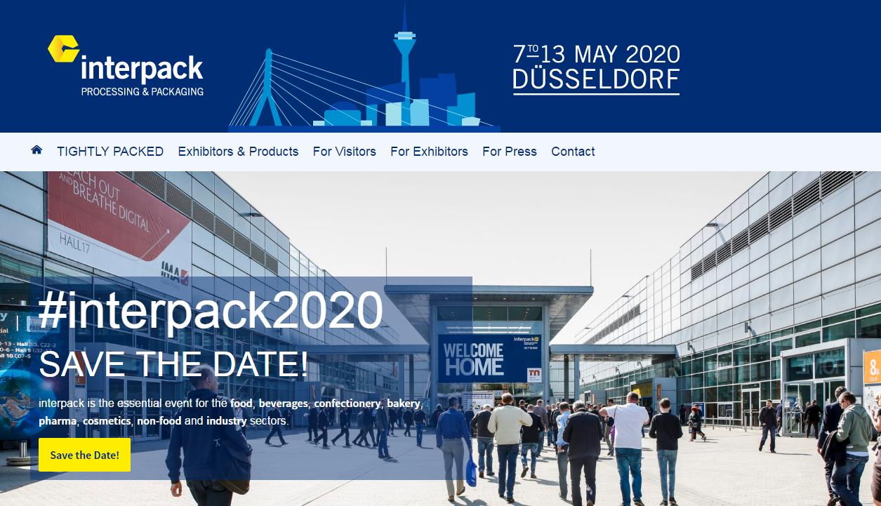 Pameran Jerman Interpack 2020